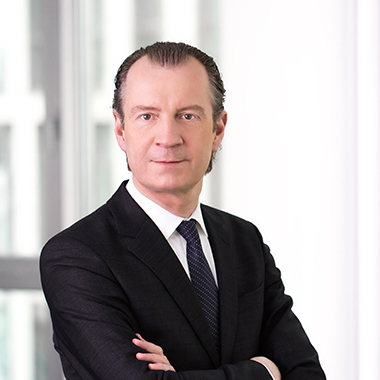 Managing Partner Thomas Flohr